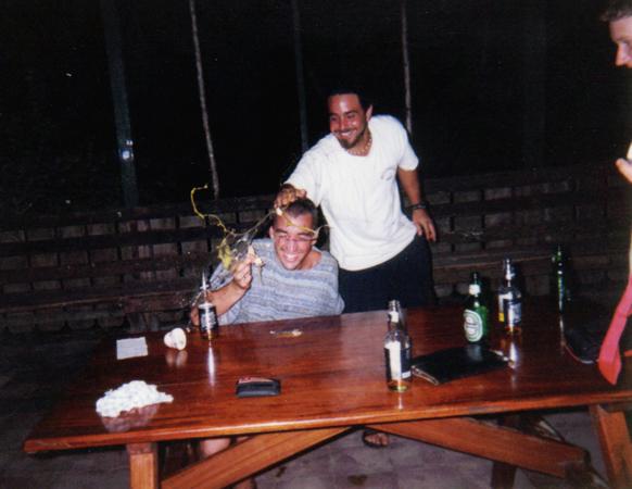 HAPPY 21ST PAVONES, 1996